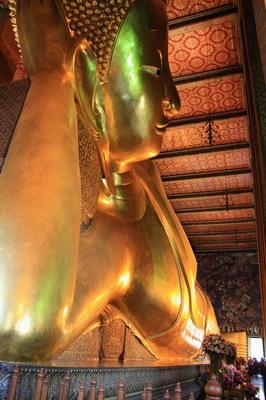 der Liegende Budda